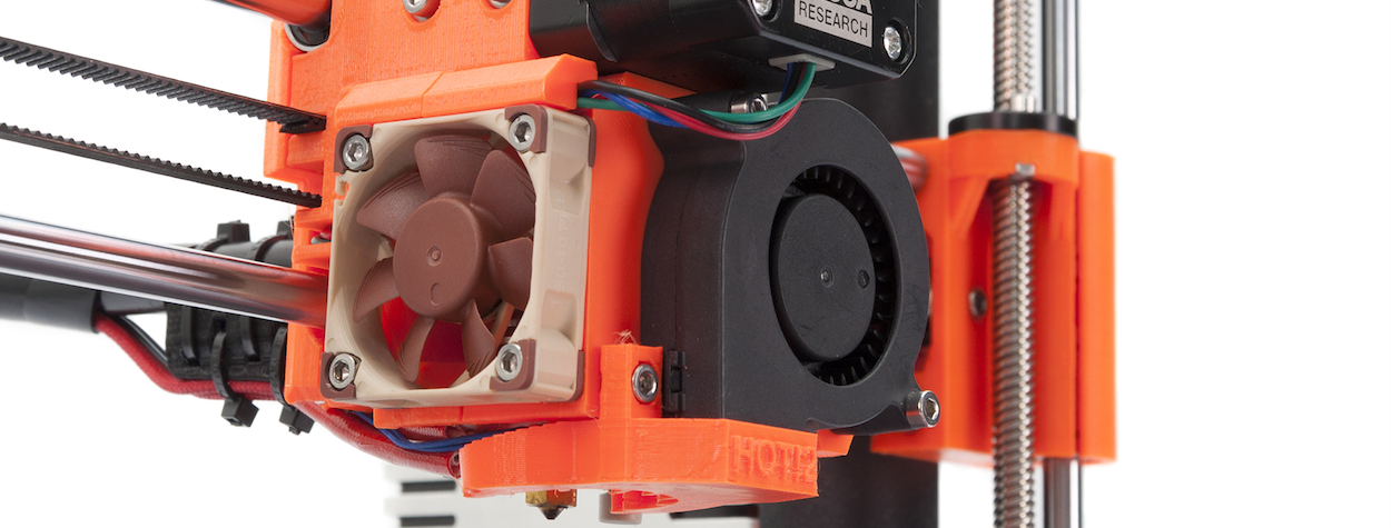 The MK2.3 extruder feature image