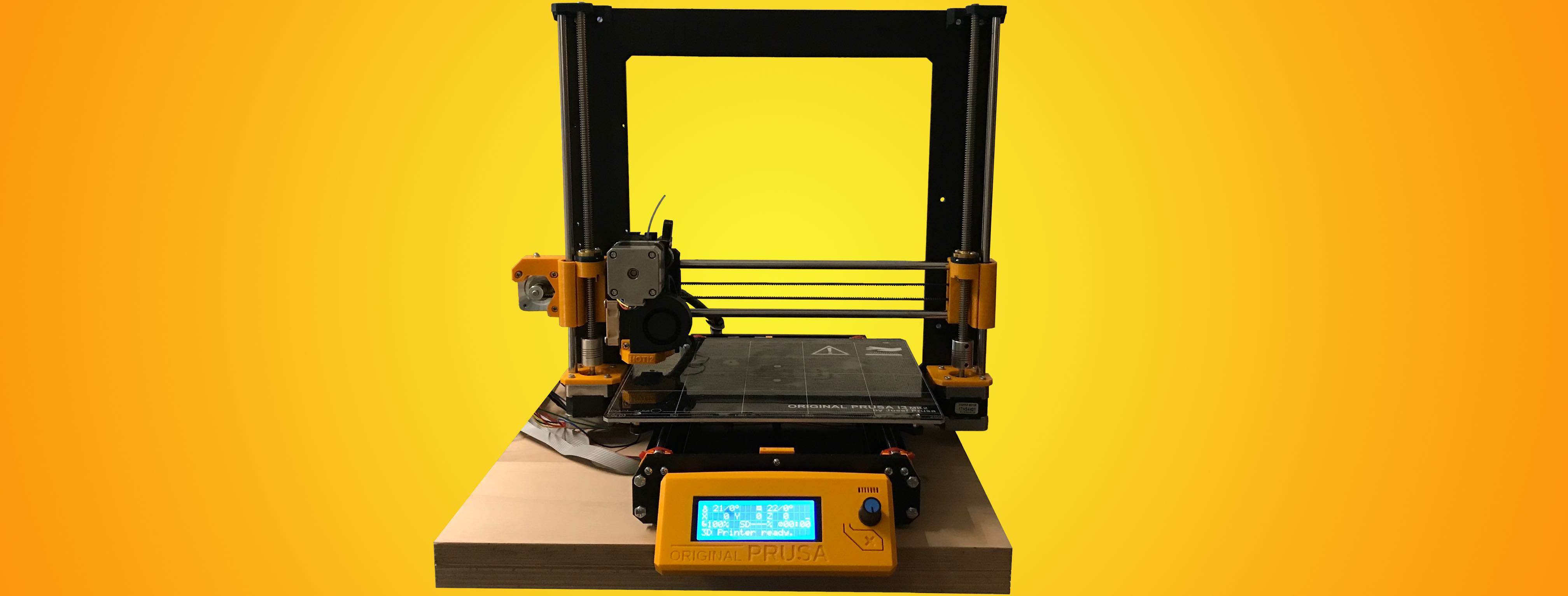 'Final' assembly of the Prusa i3 MK3 clone 3D-Printer, lessons learned and conclusions feature image